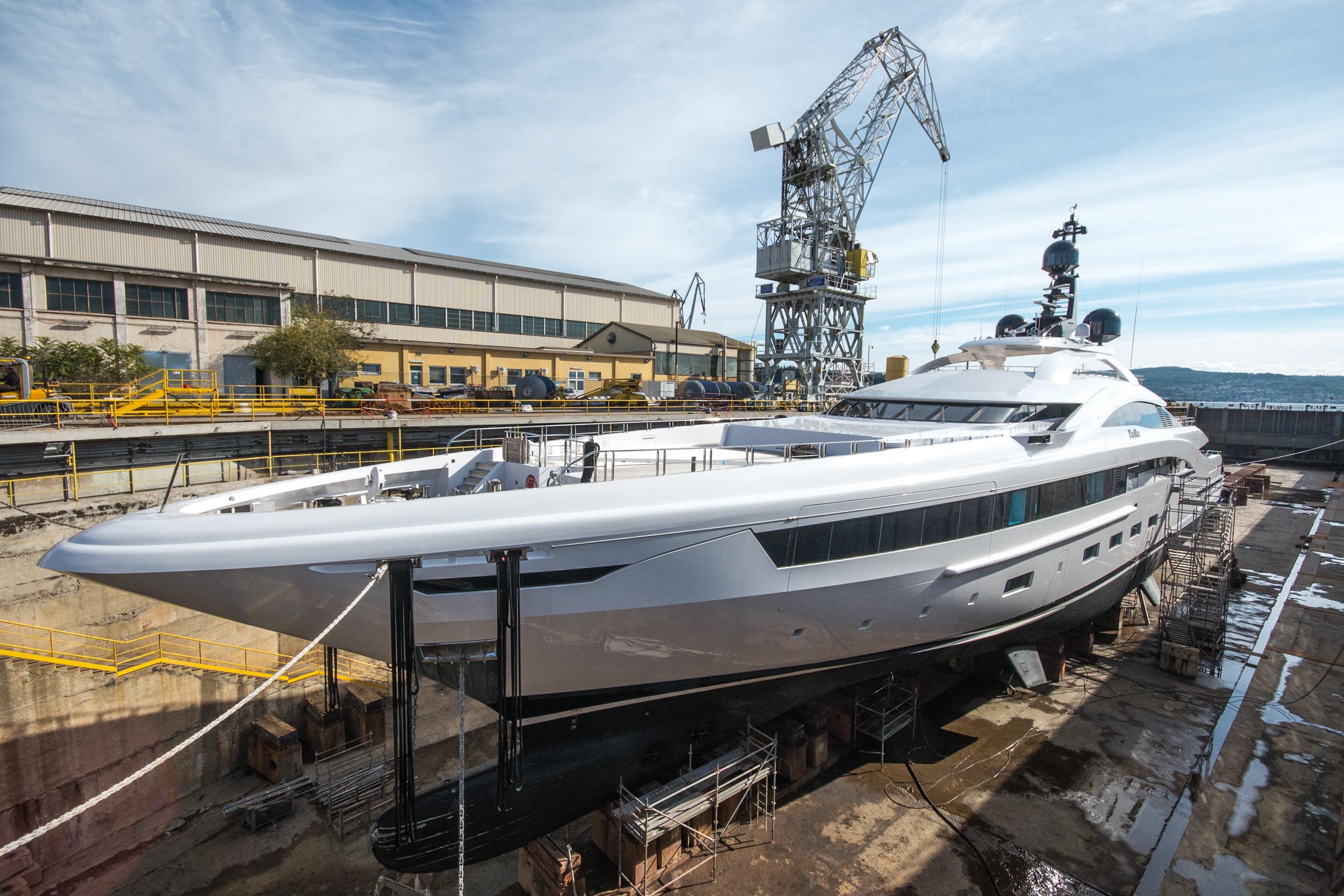 Cartubi and Trieste Yacht Service @ MYBA 2017